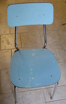 реставрация стула фото до