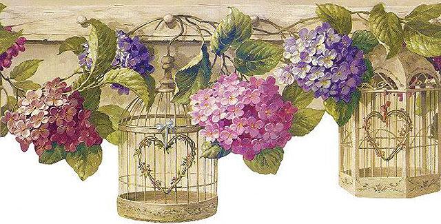 Картинки для декупажа - цветы гортензии