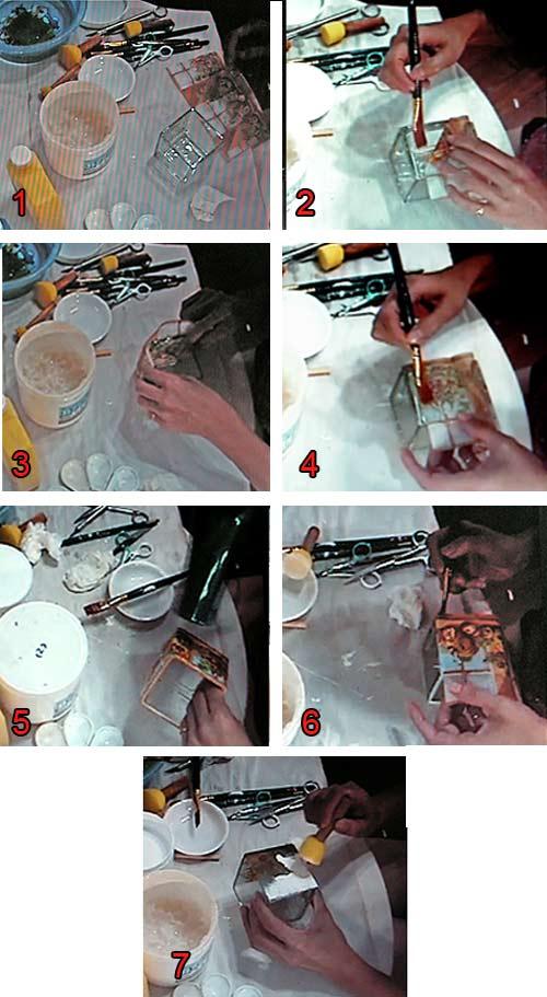Новогодние бутылки шампанского своими руками мастер класс