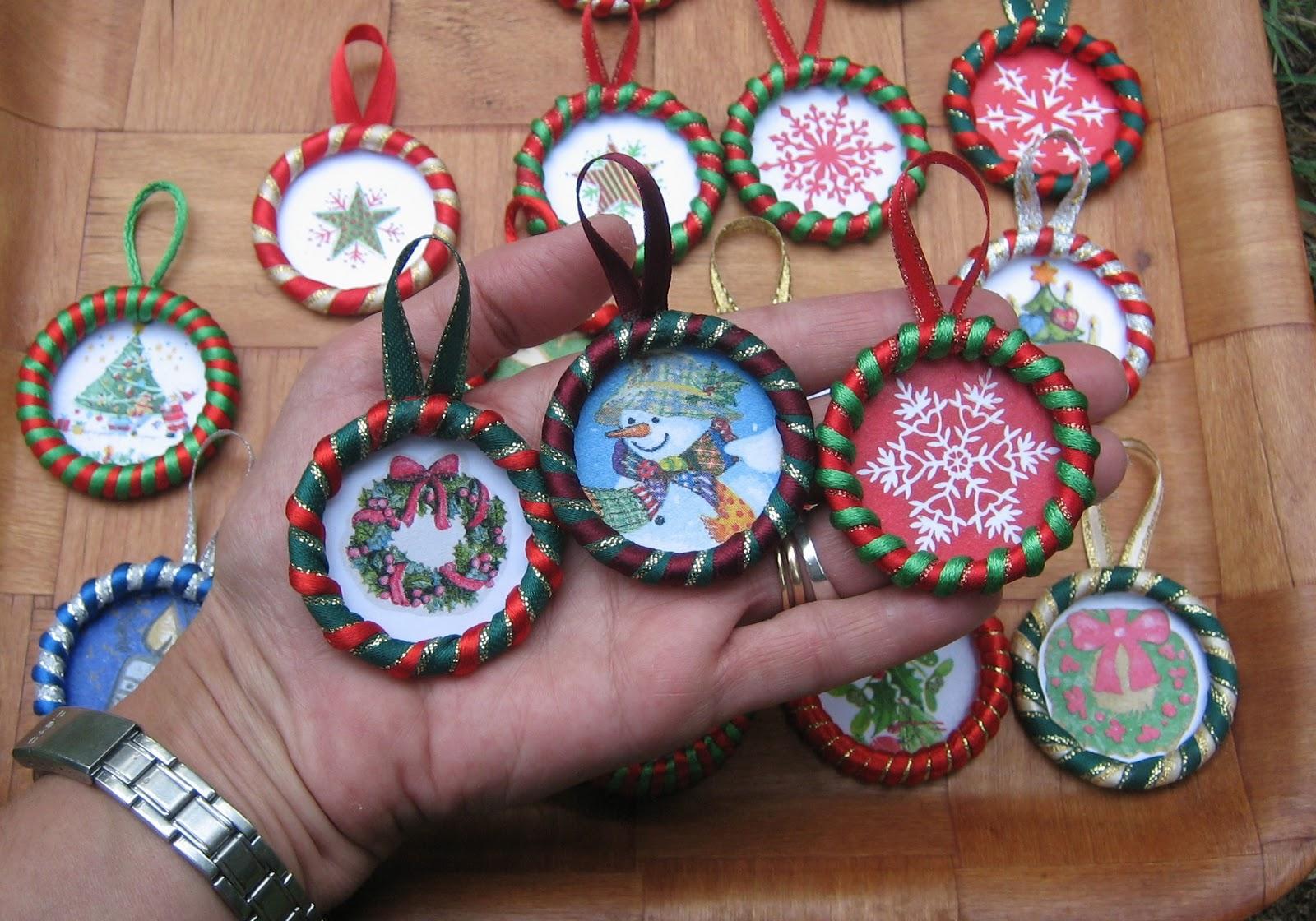 новогодние игрушки своими руками 2012